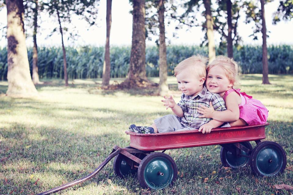 dětský vozík