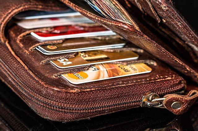 ošuntělá peněženka