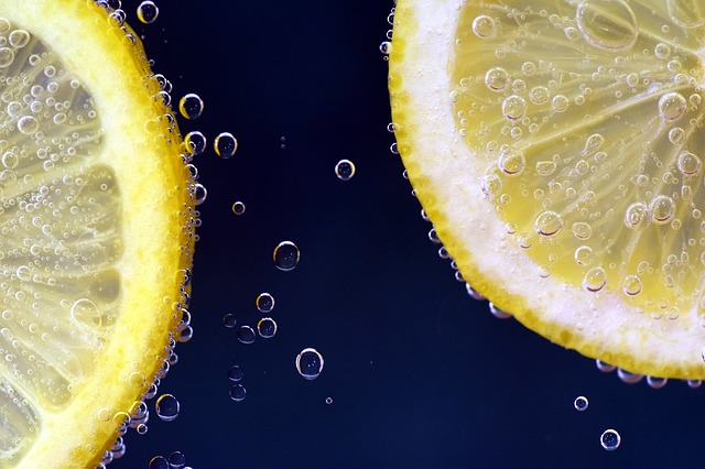 citron pod vodou