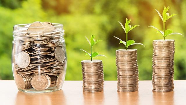 úspory mincí