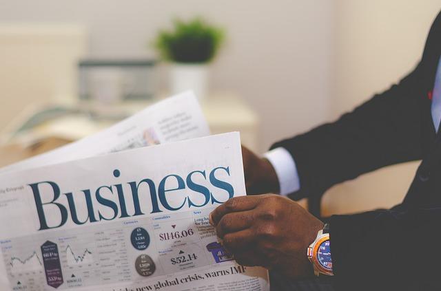 Podnikatel a noviny