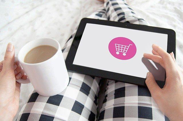 Nakupování online šetří čas