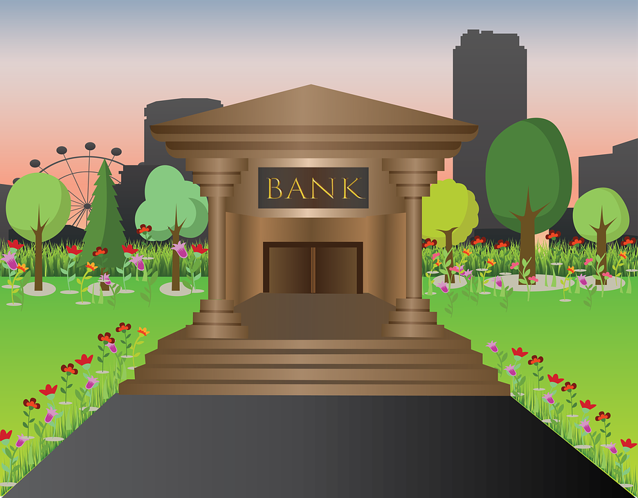 obrázek banky
